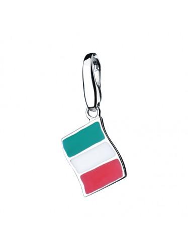 Italien Flagge Charm