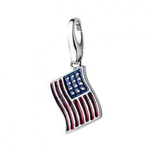 Giorgio Martello USA Flagge Charm 808989