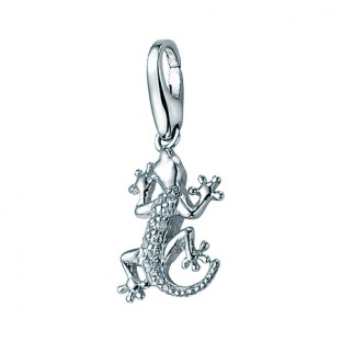 Giorgio Martello Gecko mit Zirkonia Charm 814139