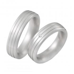Silberringe von Weidner RB 3082 AG