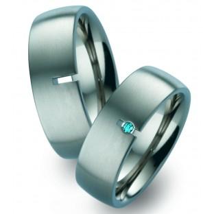 Titanfactory blauer Diamant