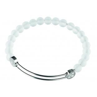 Bangle mit farbigen Perlen ERNSTES DESIGN