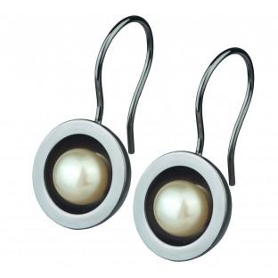 Ohrringe mit Süßwasserperle ERNSTES DESIGN