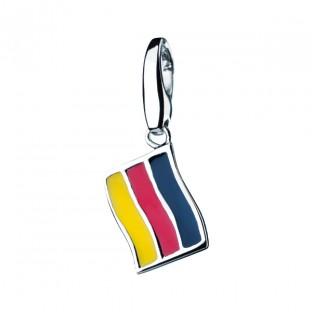 Giorgio Martello Deutsche Flagge Charm 802919