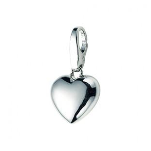Giorgio Martello Herz mit durchbrochener Rückseite Charm 802809