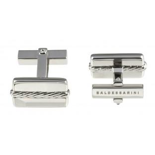 Baldessarini Manschettenknöpfe Y1053C/90/00 in Silber poliert