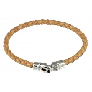 Baldessarini Herren-Armband natur Y1089B/90/13/21